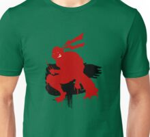 Red Turtle Unisex T-Shirt