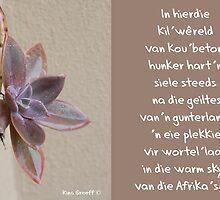 'n Plekkie in die Son by Rina Greeff