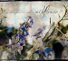 She's A Wildflower by jenndalyn