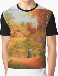 A Visit From Gandalf Graphic T-Shirt