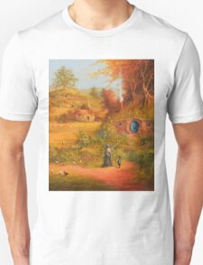 A Visit From Gandalf T-Shirt