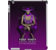 Eggun Spirits iPad Case/Skin