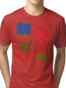 Italian Roots T-shirt Tri-blend T-Shirt