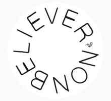 Nonbeliever circle by TAIs TEEs