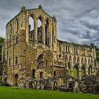 Rievaulx Abbey by Colin Metcalf