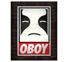 OBOY Photographic Print