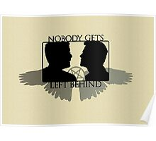 Nobody Gets Left Behind Poster