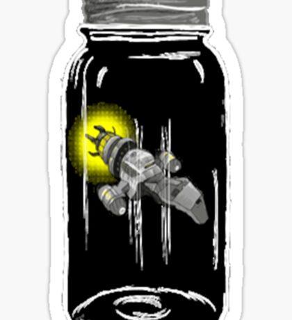 Unusual Firefly Sticker