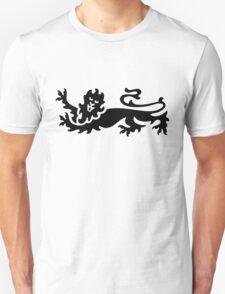 english lion emblem T-Shirt