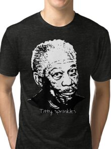 Titty sprinkles  Tri-blend T-Shirt