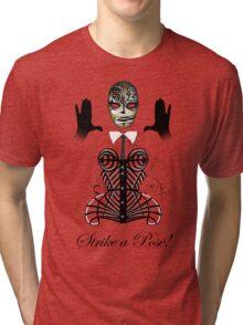 MDNA - Strike a Pose! Tri-blend T-Shirt