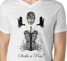 MDNA - Strike a Pose! Mens V-Neck T-Shirt
