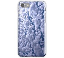 counting clouds iPhone Case/Skin