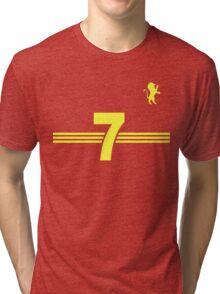 Gryffindor Quidditch Tri-blend T-Shirt