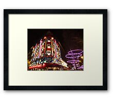 Adorned for Christmas Framed Print