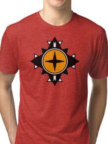 Fractal Art Tri-blend T-Shirt