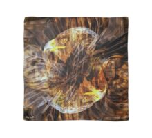 Designs Inspired By Nature: Steppe Eagle Scarf