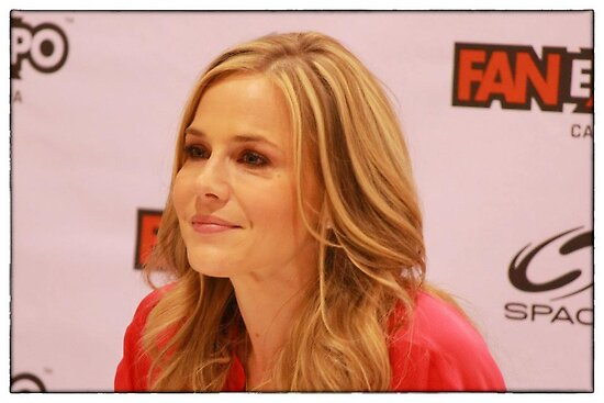 Julie Benz by Bekah Reist