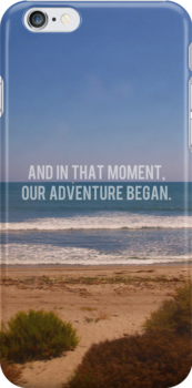 And In That Moment, Our Adventure Began by Josrick