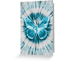 Rising Butterfly Greeting Card