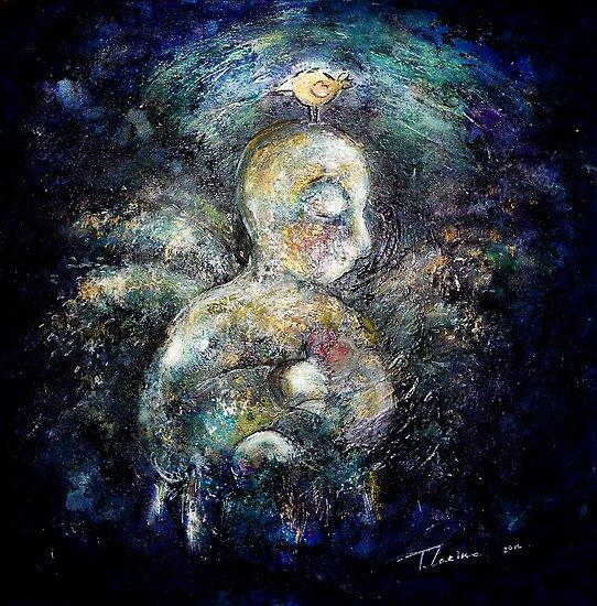"""""""NY Angel"""" by Tatjana Larina"""