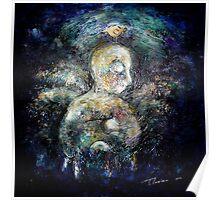 """""""NY Angel"""" Poster"""