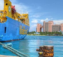 Bahamian MailBoat | iPhone/iPod Case by Jeremy Lavender Photography