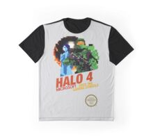 Retro Sci-Fi Shooter Case Graphic T-Shirt