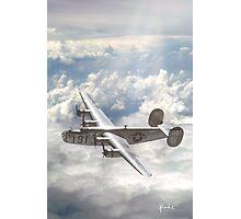B-24 Liberator Photographic Print