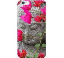 Buddha Smiles iPhone Case/Skin