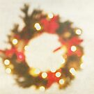 Christmas Wreath by Denise Abé