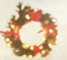 Christmas Wreath by Denise Abé