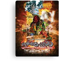 Ravenous Redd Production Poster Canvas Print
