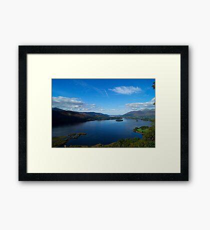 Surprise View- Lake District National Park. Framed Print