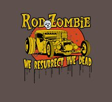 Rod Zombie (distressed) Unisex T-Shirt
