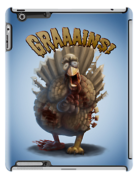 Turkey Zombie by TheZombieLab
