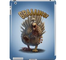 Turkey Zombie iPad Case/Skin