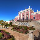 The Palacio De Estoi by manateevoyager