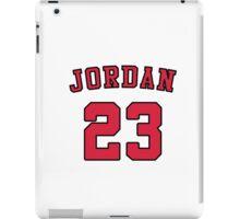 Jordan #23 iPad Case/Skin