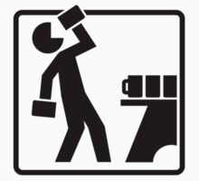 Drinking Cup Pictogram by hardwear