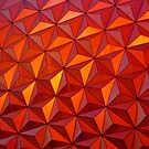 Geometric Epcot by Josrick