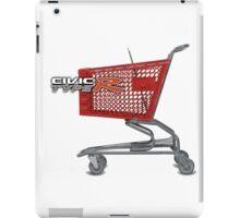 Civic type r  iPad Case/Skin