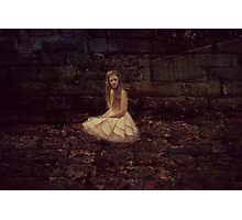 Princess Lonely Photographic Print