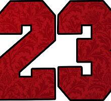 23 Michael Jordan by Jason Levin