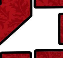 23 Michael Jordan Sticker