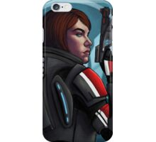 Shepard Commander iPhone Case/Skin