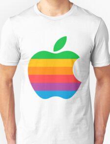Retro Apple  Unisex T-Shirt