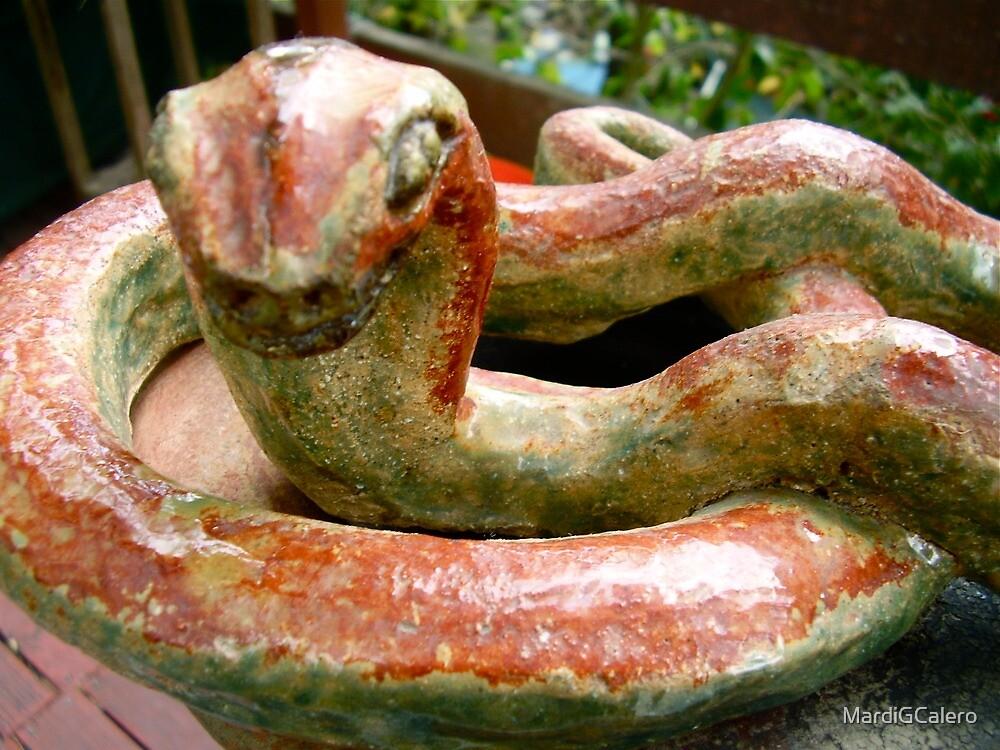 Snake, by MardiGCalero