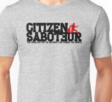 Citizen Saboteur 2 Unisex T-Shirt