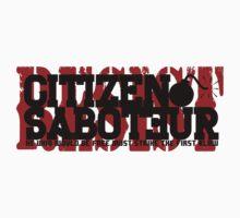Citizen Saboteur 3 by EndersBean